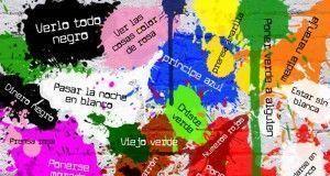 Expresiones con colores