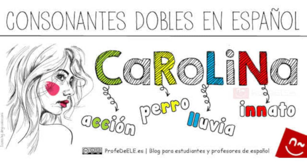Carolina Consonantes Dobles