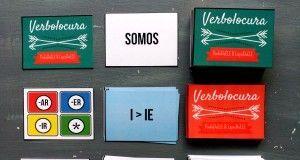 Juego Verbolocura - ProfeDeELE y Lápiz de ELE - http://bit.ly/verbolocura