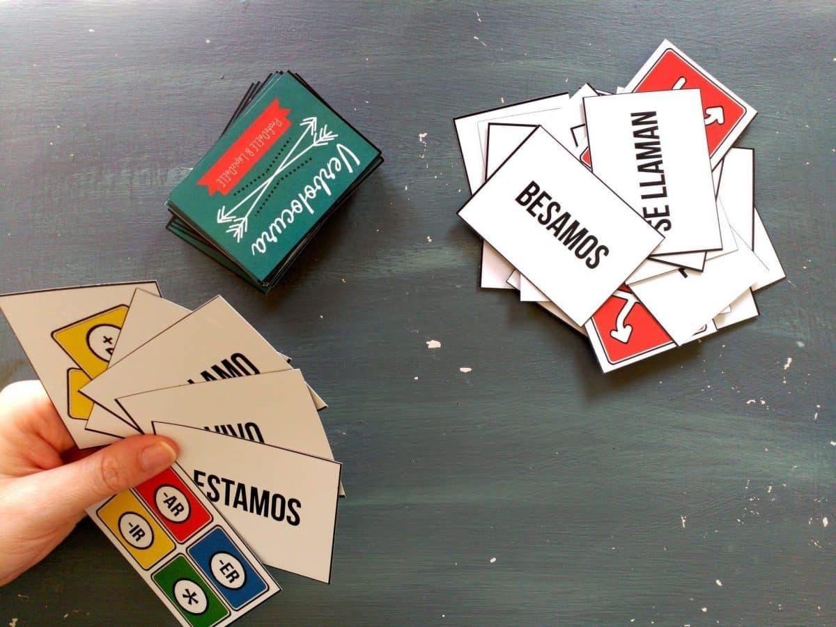 Jugando al uno - Verbolocura - http://bit.ly/verbolocura