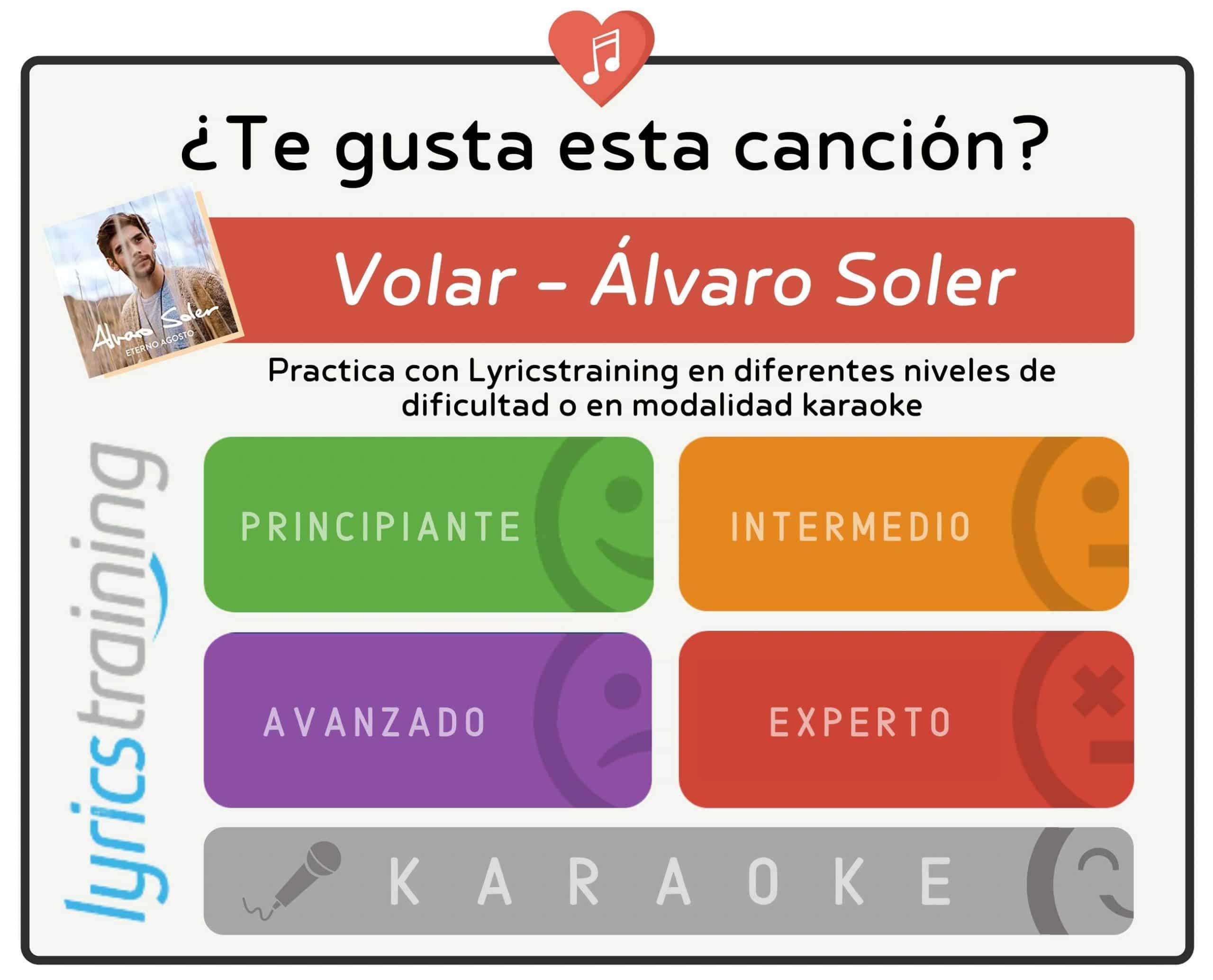 Álvaro Soler otro ejercicio