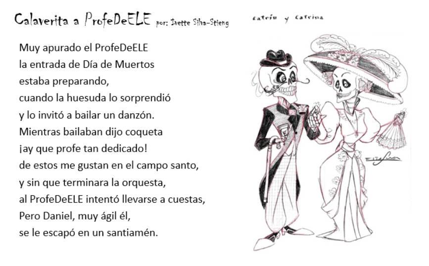 Ideas para trabajar en clase el Día de Muertos | ProfeDeELE.es