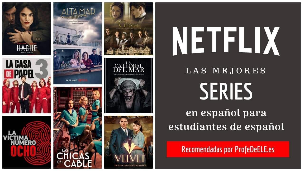 las mejores series para aprender español